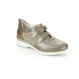 SC3397 scarpa donna pelle taupe 40