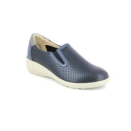 Slip on con riporti rinforzati
