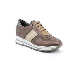 SC4740 sneaker donna pelle taupe 40