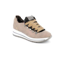 SC4745 sneaker donna pelle taupe 40