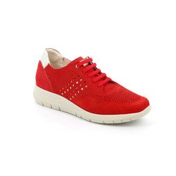 SC4874 sneaker donna suede red 40