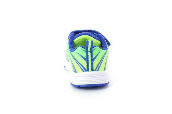 SCARPA  BAMB.  S. LIME-ROYAL - Retro