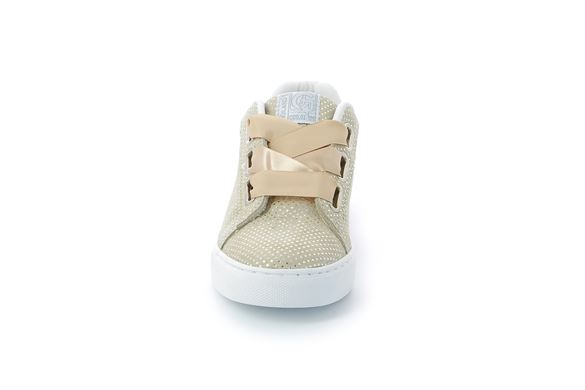 SCARPA  BAMB.  P. BEIGE - Fronte