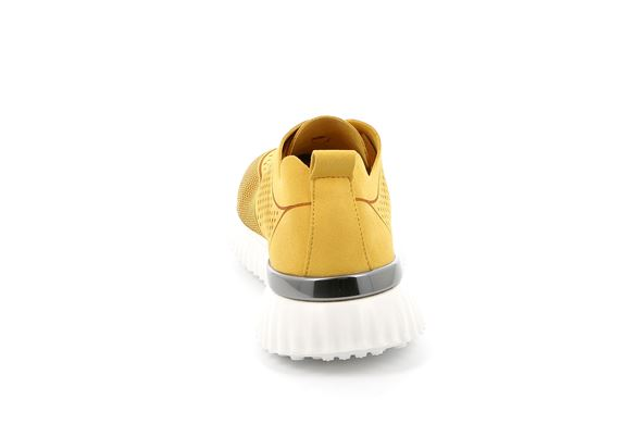 SCARPA  DONNA  S. Yellow - Retro