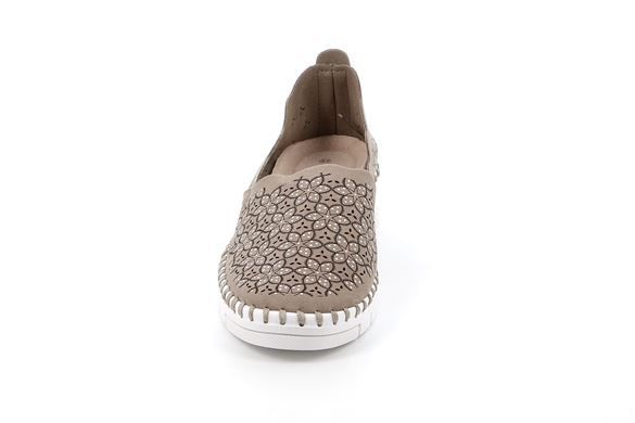 SCARPA  DONNA  S. TAUPE - Fronte