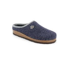 Slipper man wool felt