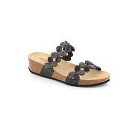 CB2487 slipper woman synthetic black 40