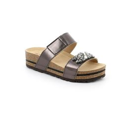 CB2570 slipper woman synthetic antracite 40