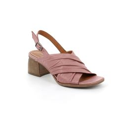 SA2370 sandal woman leather lilla 40