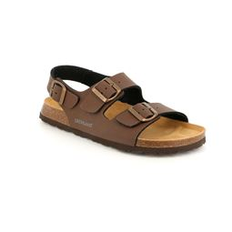 SB3645 sandal man synthetic mogano 40