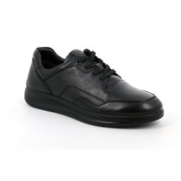 Lace-up in genuine leather | BONN