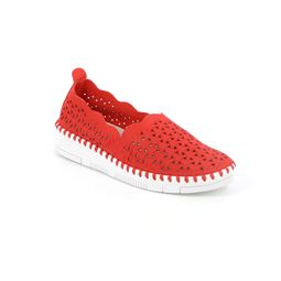 SC3532 shoe woman synthetic red 40