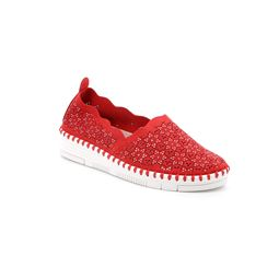 SC4912 shoe woman synthetic red 40