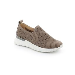 SC5078 sneaker woman synthetic taupe 40