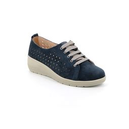 SC5115 shoe woman suede blue 40
