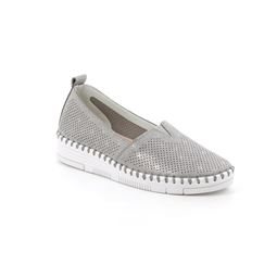 SC5138 shoe woman synthetic silver 40