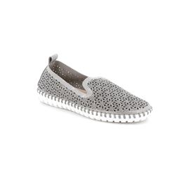 SC5140 shoe woman synthetic silver 40