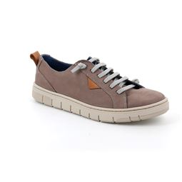 SC5190 shoe man leather taupe 40
