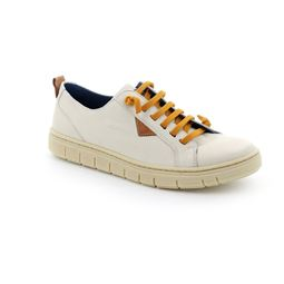 SC5190 shoe man leather white 40