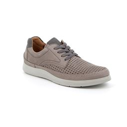 SC5197 shoe man leather grey 40