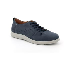SC5198 shoe man leather blue 40
